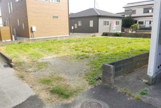 高洲町の新築住宅用地です!お手頃価格!