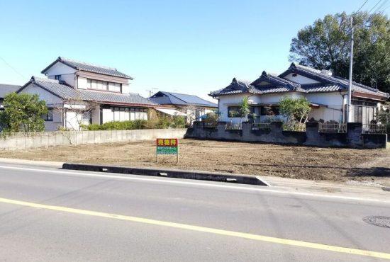 佐土原町下田島10号線沿いの新築用地!店舗・事務所オススメです!