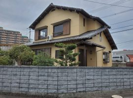 大塚町横立の中古住宅!間取りは5LDKで室内リフォーム済み!