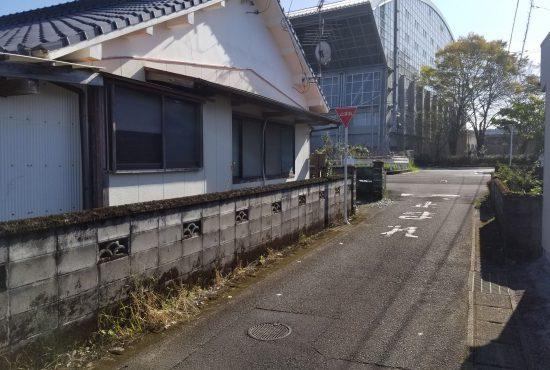 綾中学校が目前の新築住宅用地!