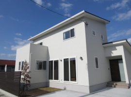 長期優良住宅(高気密・高断熱仕様)の新築住宅です!