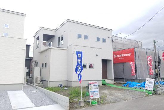 住宅メーカの新築一戸建て!!