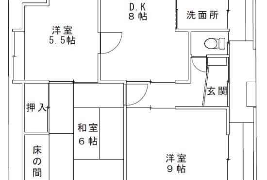清武町加納の中古住宅です!駐車場は4台可能!